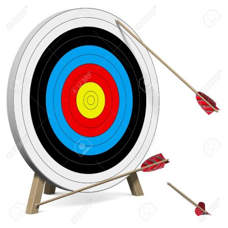 23908178-las-flechas-no-dar-en-el-blanco-foto-de-archivo