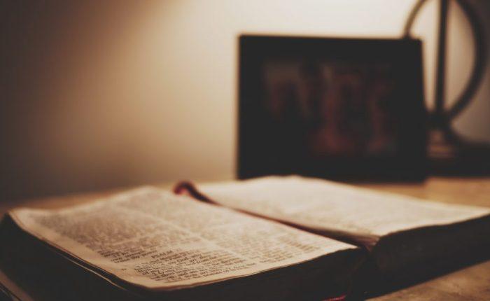 ¿Por qué la Biblia? IV Lanecesidad.